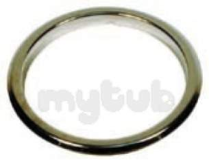 Indesit Domestic Spares -  Creda 6220542 Bezel Small Plate 49501