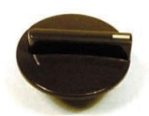 Indesit Domestic Spares -  Hotpoint 1800341 Timer Knob Brown 7802