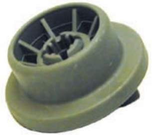 Indesit Domestic Spares -  Hotpoint 1801311 Lower Basket Wheel