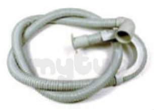 Indesit Domestic Spares -  Cannon Hotpoint 1800011 Hose Drain