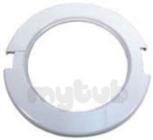 Indesit Domestic Spares -  Creda 1700398 Door Outer 37443-38-49