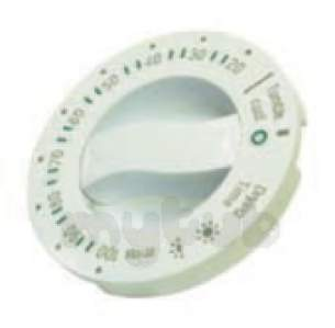 Indesit Domestic Spares -  Hotpoint 1602058 Timer Knob Dryer Wd22p