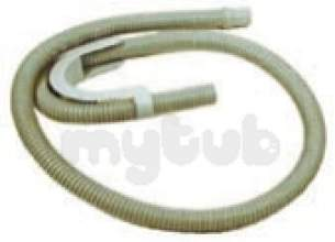 Indesit Domestic Spares -  Creda 1010086 Hose Drain External