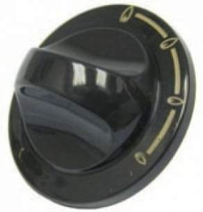 Indesit Domestic Spares -  Hotpoint 6601284 Grill Control Knob