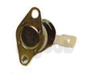 Indesit Domestic Spares -  Hotpoint 170311 Thermostat Red Spot