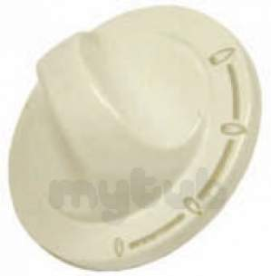 Indesit Domestic Spares -  Hotpoint 6602271 Control Knob Polar