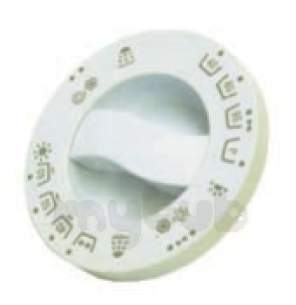 Indesit Domestic Spares -  Hotpoint 1601377 Timer Knob Wd22-31