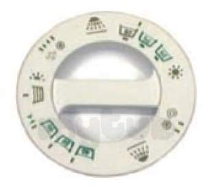Indesit Domestic Spares -  Hotpoint 1600274 Timer Knob Wash Wh