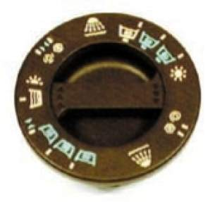 Indesit Domestic Spares -  Hotpoint 1600273 Timer Knob Wash Br