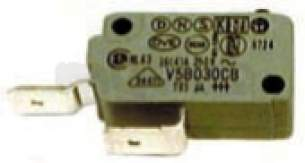 Indesit Domestic Spares -  Hotpoint 179024 Door Microswitch
