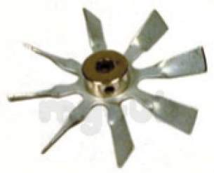 Indesit Domestic Spares -  Creda 6220521 Fan Only Cooling 43945