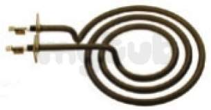 Indesit Domestic Spares -  Creda Radiant Ring 6 Inch 1.1kw C00233756