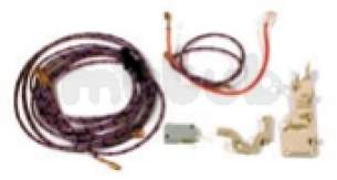 Indesit Domestic Spares -  Hotpoint 1800544 Door Microswitch Kit