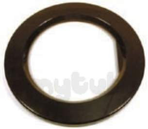 Indesit Domestic Spares -  Hotpoint 1602229 Door Trim Brown Wm12