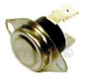 Indesit Domestic Spares -  Hotpoint 170350 Thermostat 120c C00146647