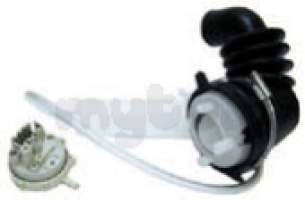 Indesit Domestic Spares -  Cannon Hotpoint 1604035 Sump Assy