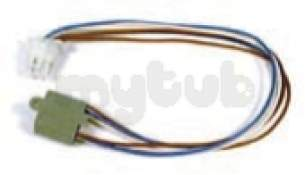 Indesit Domestic Spares -  H-point 258274 Evaporator Cut Out 6 Wire