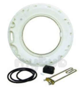 Indesit Domestic Spares -  Hotpoint 1601957 Drum Front Plate Kit