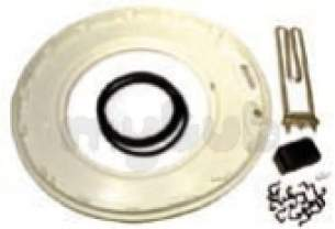 Indesit Domestic Spares -  Hotpoint 1600113 Drum Front Plate