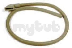 Indesit Domestic Spares -  Hotpoint 149184 Hose Fill-drain C00149184