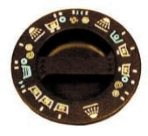 Indesit Company Special Offer Lines -  Hotpoint 1600088 Timer Knob Brown