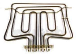 Indesit Domestic Spares -  Cannon Hotpoint 613296 Element Grill