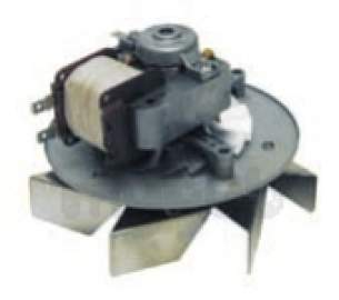 Indesit Domestic Spares -  Cannon Hotpoint 613274 Fan Motor