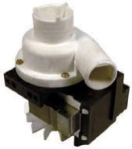 Indesit Domestic Spares -  Cannon Creda 1660631 Pump Complete