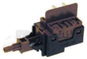 Indesit Domestic Spares -  Cannon Ariston C00063971 Switch Na