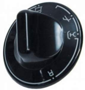 Indesit Domestic Spares -  Cannon Ariston C00039358 Timer Knob