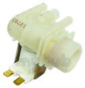 Indesit Domestic Spares -  Ariston C00074585 Water Valve Hot