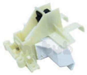 Indesit Domestic Spares -  Indesit C00047345 Door Catch Assembly Wh