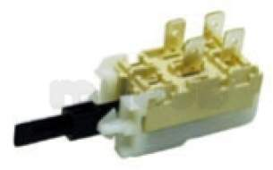 Indesit Domestic Spares -  Ariston C00032010 Switch On-off 451