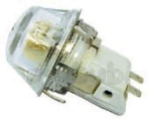 Indesit Domestic Spares -  Ariston C00038035 Lamp And Housing Assy