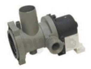 Indesit Domestic Spares -  Cannon Indesit C00056502 Pump Assy