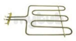 Indesit Domestic Spares -  Indesit C00105315 Element Grill 6044