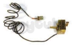 Indesit Domestic Spares -  Indesit C00105043 Thermostat Variable