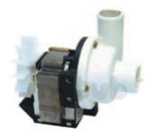Indesit Domestic Spares -  Cannon Indesit C00023868 Pump Late