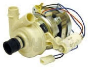 Indesit Domestic Spares -  Ariston C00055946 Motor-pump Assy