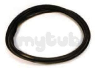 Indesit Domestic Spares -  Indesit C00103636 Tub Rear Half Gasket