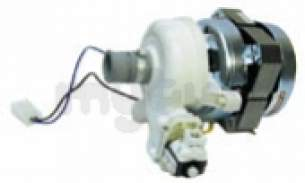 Indesit Domestic Spares -  Cannon Ariston C00058591 Pump Wash