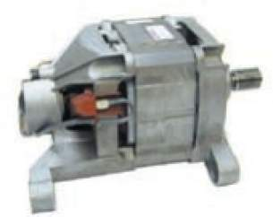 Indesit Domestic Spares -  Cannon Ind C00046676 Motor Wg1385wg