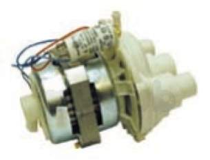 Indesit Company Special Offer Lines -  Indesit C00041747 Pump And Motor Assy