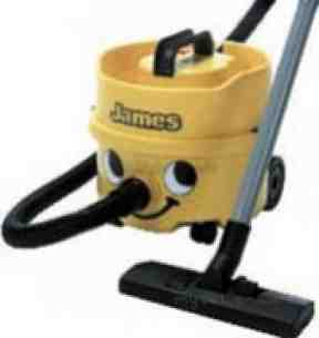 Numatic Cleaners accessories and Spares -  Numatic Jvh180 James Cleaner 240v Yellow