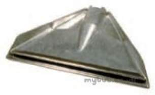 Numatic Cleaners accessories and Spares -  Numatic 601423 Fish Tail Aluminium 11