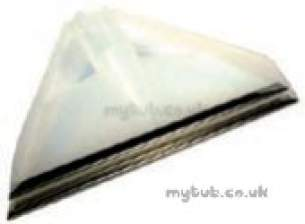 Numatic Cleaners accessories and Spares -  Numatic 601126 Fish Tail Clear