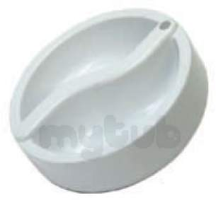 Indesit Domestic Spares -  Cannon Philco C00069915 Timer Knob