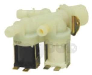 Indesit Domestic Spares -  Cannon Philco C00052746 Water Valve