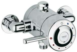 Grohe Shower Valves -  Grohe Avensys D08 34038 Therm Shower Valve Exp Cp 34038il0