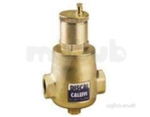 Altecnic Sealed System Equipment -  Altecnic Air Seperator And Air Valve 0.75 Inch